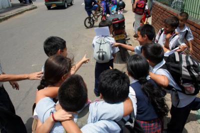 Drogadicción y 'matoneo' amenazan a los estudiantes de Girón
