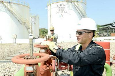 La Cira de Barrancabermeja espera producir 51.000 barriles de crudo