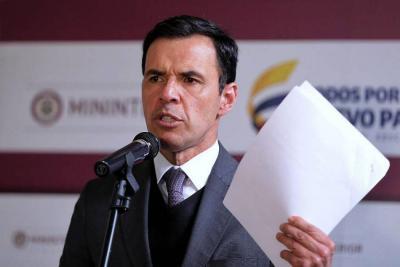 Gobierno asegura que curules de paz no van a 'revivir' declarando estado de excepción