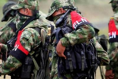 Venezuela niega que militares del país pertenezcan al Eln