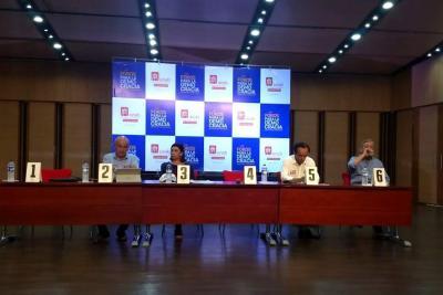Foro de candidatos en Santander: Estas fueron sus respuestas y polémicas afirmaciones