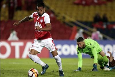 Santa Fe clasificó a la fase de grupos de la Copa Libertadores