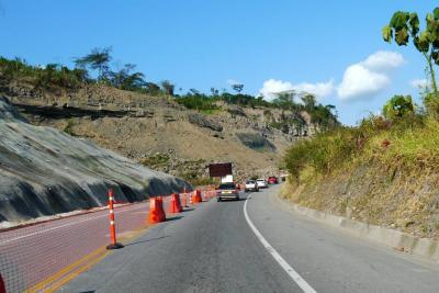 Regresan cierres de una hora en la vía sustitutiva a Barrancabermeja