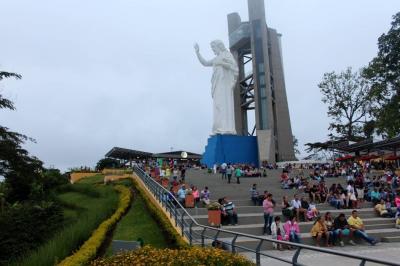 El Santísimo recibió  150.233 visitantes