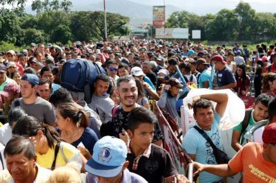 Cancillería anunció que comenzará nuevo registro de venezolanos