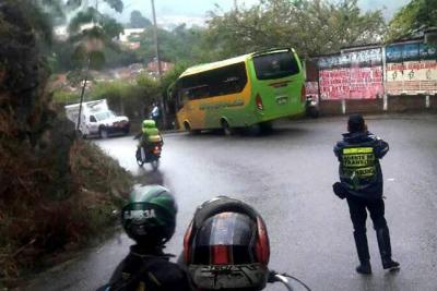 Muerte de dos pasajeras en Floridablanca dejan en evidencia fallas de seguridad en buses