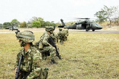 """""""Colombia no incorpora ciudadanos venezolanos a las Fuerzas Armadas"""""""