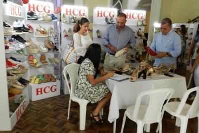 Empresarios del calzado de Bucaramanga concretan negocios nacionales