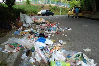 Los bumangueses 'rajan' a la Alcaldía en medio ambiente