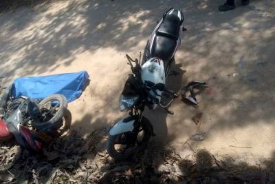 Motociclista perdió la vida en un accidente el día de su cumpleaños en Piedecuesta