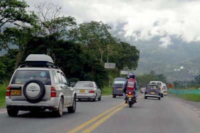 Disminuyó la tasa de víctimas en accidentes de tránsito en el país