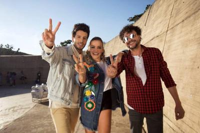 Andrés Cepeda, Fanny Lu y Sebastián Yatra están listos para ¡La Voz Kids!