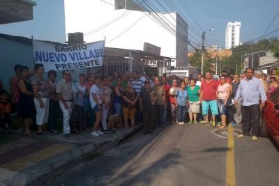En Nuevo Villabel se oponen a revisión y cambio de medidores