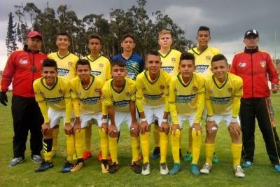 La selección Santander infantil revirtió el mal inicio en el Nacional