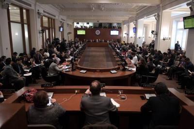 OEA insta a Maduro a cancelar las elecciones presidenciales