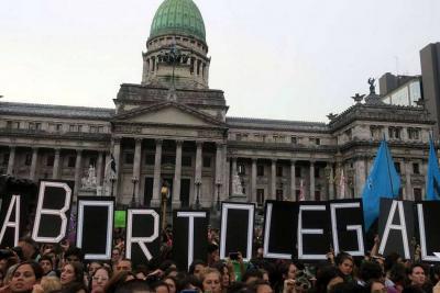 Argentina avanza en la legalización del aborto