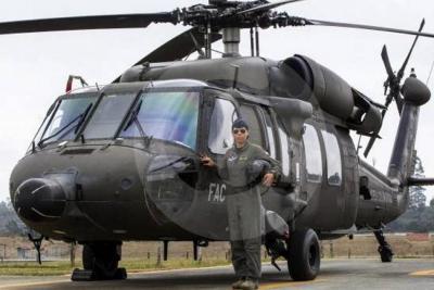 Helicóptero del Ejército fue atacado en Norte de Santander este domingo