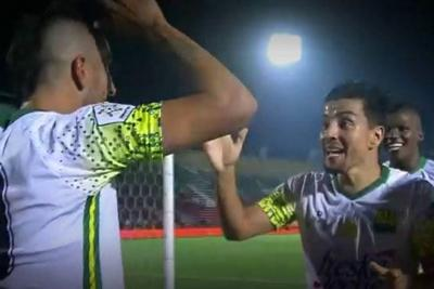Luego de cinco meses, Atlético Bucaramanga regresó al triunfo en la Liga Águila
