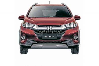 Honda WR-V, diseño imponente con manejo confortable