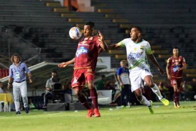 Un golazo para acabar con la sequía de triunfos del Atlético Bucaramanga