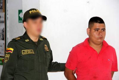 Envían a prisión a hombre acusado de asesinar al edil de la comuna 10 de Bucaramanga