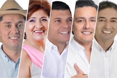 Estos son los candidatos del Partido Conservador de Santander