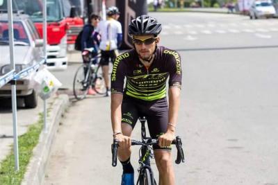 Santandereano Sergio Martínez comienza su temporada en Vuelta al Valle