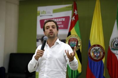 'Con solo los votos de los jóvenes se podría elegir Presidente en Colombia'