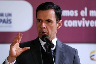 """""""El Eln sigue siendo incoherente"""": Rivera"""