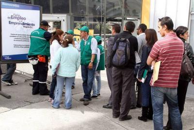 Bucaramanga fue la cuarta ciudad del país que registró la menor tasa de desempleo