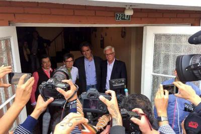 Claudia López es la fórmula vicepresidencial de Fajardo