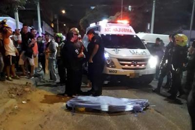 Intento de hurto en Bucaramanga dejó un muerto