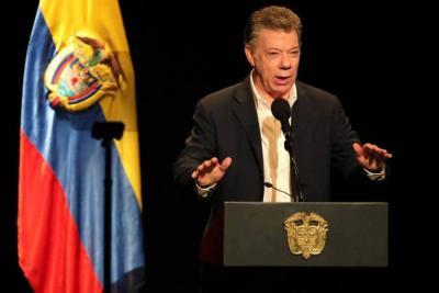 """""""Estoy en el dilema de qué hacer con el Eln"""": Santos sobre el proceso de paz"""