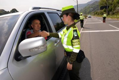 El 75% de municipios de Santander no tienen controles de tránsito