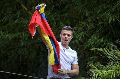 """Esposa de Leopoldo López denunció que la Policía entró """"bruscamente"""" a su casa"""