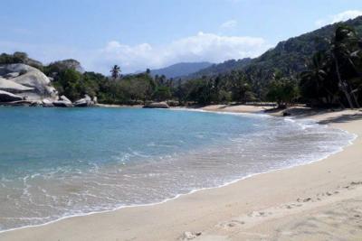 Limpio y revitalizado reabren hoy el Parque Nacional Tayrona