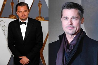 Leonardo DiCaprio y Brad Pitt, juntos en película de Tarantino