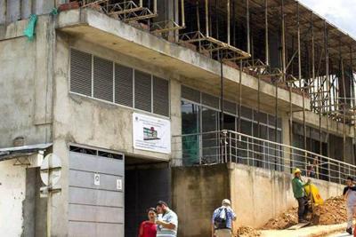 Obra del Centro Vida en Bucaramanga requiere adición de dinero y tiempo
