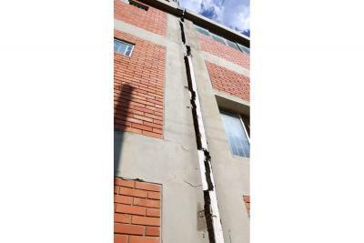 Presentarán solución a fallas estructurales del Colegio San Carlos