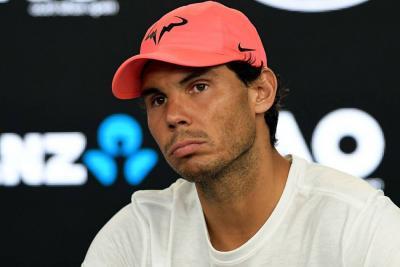 Nadal se lesionó y no podrá jugar en Indian Wells