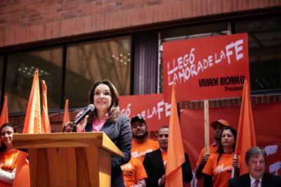 CNE indaga a Viviane por doble militancia