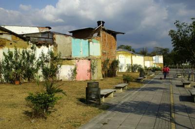 Convertirán ciclorruta de San Miguel de Bucaramanga en museo callejero