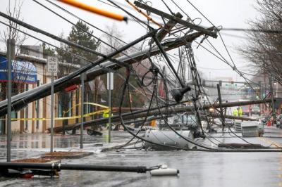 Al menos siete muertos debido a tormenta que azota la costa este de EEUU