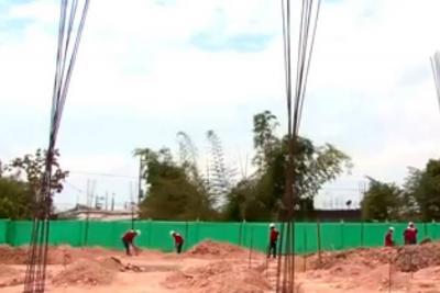 Avanza la construcción del nuevo Centro Vida