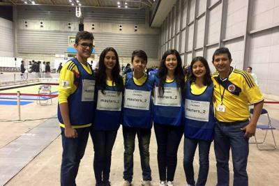 Colegio San Pedro, cuarto en torneo de robótica de Japón