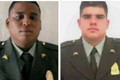 Dos policías murieron tras emboscada del Eln en Cauca