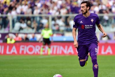 Falleció Davide Astori, capitán del club italiano Fiorentina