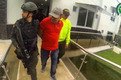 Así fue la captura de uno de los 'narcos' más buscados en el país