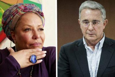 Así terminó la amistad de Piedad Córdoba y Álvaro Uribe