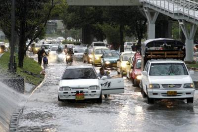 Bucaramanga se prepara para afrontar 50 días con lluvias